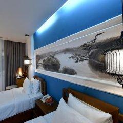 Nova Hotel 3* Номер Делюкс с различными типами кроватей фото 5