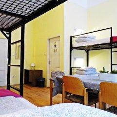 Budapest Budget Hostel Стандартный номер фото 33