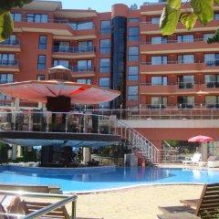 Апартаменты Vigo Panorama Apartment бассейн