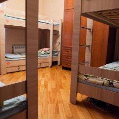 Like Hostel Коломна Кровать в общем номере с двухъярусной кроватью фото 12