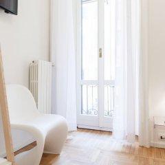 Отель Della Spiga Apartment Италия, Милан - отзывы, цены и фото номеров - забронировать отель Della Spiga Apartment онлайн комната для гостей фото 5