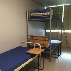 Отель Backpackers Inside Стандартный номер с различными типами кроватей (общая ванная комната) фото 4