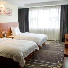 Huaming Hotel International Conference Center 2* Номер Делюкс с двуспальной кроватью фото 3