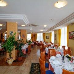 Отель Grand Eurhotel питание фото 2