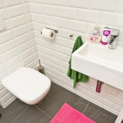 Апартаменты Cozy Apartment Old Town Варшава ванная фото 2