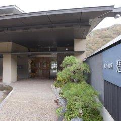 Отель Kinunokeikoku Hekiryu Никко парковка