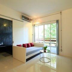 Отель Aonang Paradise Resort 3* Улучшенный номер с различными типами кроватей фото 18