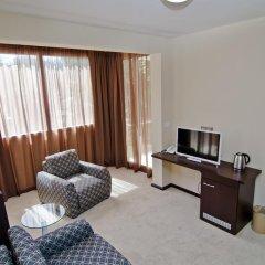 Hotel Nadezda 4* Люкс с различными типами кроватей фото 3