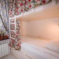 Тайга Хостел Кровать в общем номере с двухъярусной кроватью фото 9