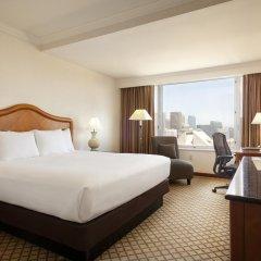 Отель Hilton San Francisco Union Square 4* Стандартный номер с двуспальной кроватью фото 2