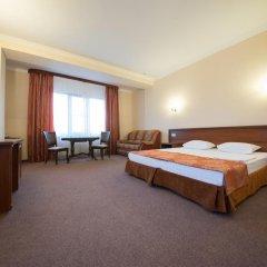 Аврора Отель 3* Люкс с различными типами кроватей фото 7
