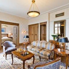 Grand Hotel Les Trois Rois 5* Люкс повышенной комфортности с различными типами кроватей фото 2