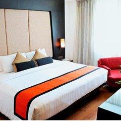 SilQ Bangkok Hotel комната для гостей фото 3