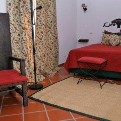 Отель Alojamento Pero Rodrigues Люкс разные типы кроватей фото 2