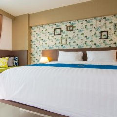 Отель The Phu Beach Hotel Таиланд, Краби - отзывы, цены и фото номеров - забронировать отель The Phu Beach Hotel онлайн комната для гостей фото 2