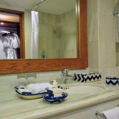 Отель InterContinental Presidente Puebla 4* Улучшенный люкс с разными типами кроватей фото 5