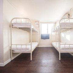 Хостел Itaewon Inn Апартаменты с различными типами кроватей фото 10