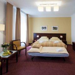 Hotel Petr 3* Стандартный номер с двуспальной кроватью фото 3