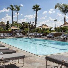 Отель Four Seasons Los Angeles at Beverly Hills бассейн фото 2