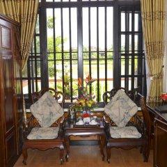 Отель Huy Hoang River 3* Номер Делюкс фото 6