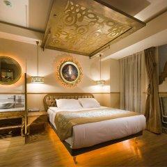 Отель Sultania 5* Номер Делюкс с двуспальной кроватью фото 10