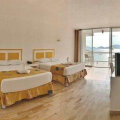 Hotel Romano Palace Acapulco 2* Стандартный номер с различными типами кроватей фото 2