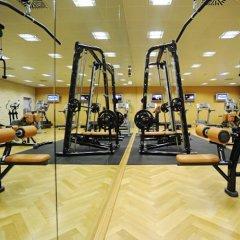 Отель Hilton Munich Airport фитнесс-зал фото 2