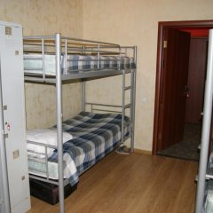 Blagovest Hostel on Tulskaya Кровать в женском общем номере с двухъярусными кроватями фото 4