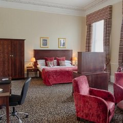 Kimpton Charlotte Square Hotel 5* Номер Делюкс с разными типами кроватей
