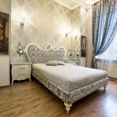 Апартаменты City Garden Apartments Одесса комната для гостей фото 3