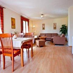 Отель ApartmÁny Vidim Кропачова-Врутице в номере