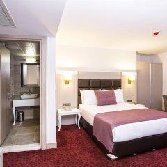 Perla Arya Hotel 4* Стандартный номер с различными типами кроватей фото 4