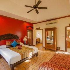Отель Rabbit Resort Pattaya 4* Стандартный номер с различными типами кроватей фото 6
