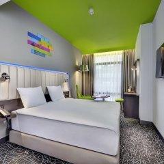 Park Inn by Radisson Izmir 4* Стандартный номер с двуспальной кроватью фото 4