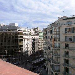 Отель Apartamento Rambla Catalunya Испания, Барселона - отзывы, цены и фото номеров - забронировать отель Apartamento Rambla Catalunya онлайн балкон