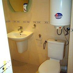Отель Bravo 1-Vichevi Болгария, Солнечный берег - отзывы, цены и фото номеров - забронировать отель Bravo 1-Vichevi онлайн ванная