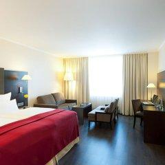 Отель NH Collection Berlin Mitte Am Checkpoint Charlie 4* Люкс с разными типами кроватей фото 8