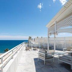Отель Coral Beach Aparthotel 4* Улучшенные апартаменты с различными типами кроватей фото 13
