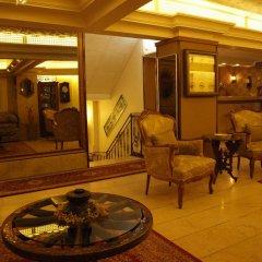 Hotel Nezih Istanbul интерьер отеля