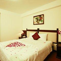 Hue Serene Shining Hotel & Spa 3* Улучшенный номер с различными типами кроватей фото 4