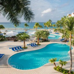 Отель Renaissance Aruba Resort & Casino 4* Люкс с различными типами кроватей