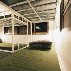 Euro Asia Hostel Кровать в общем номере с двухъярусной кроватью фото 6