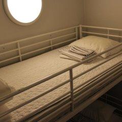 Hostel Dalagatan Кровать в общем номере фото 13