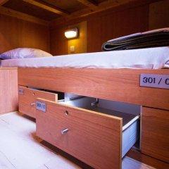 Sleep Well Youth Hostel Кровать в мужском общем номере с двухъярусной кроватью фото 3