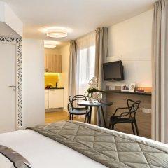 Отель Citadines Tour Eiffel Paris 4* Студия с различными типами кроватей