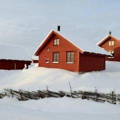 Отель Lillehammer Fjellstue 3* Коттедж с различными типами кроватей фото 12