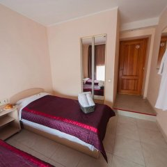 Гостиница Зенит Стандартный номер с различными типами кроватей фото 13