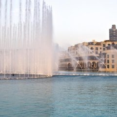 Отель Luxury Staycation - 29 Boulevard Tower Дубай бассейн фото 3