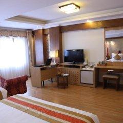 Hanoi Elegance Ruby Hotel 3* Люкс с различными типами кроватей фото 4