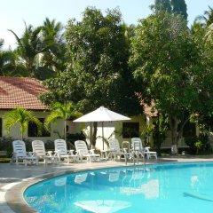 Отель Hai Au Mui Ne Beach Resort & Spa 4* Номер Делюкс фото 4